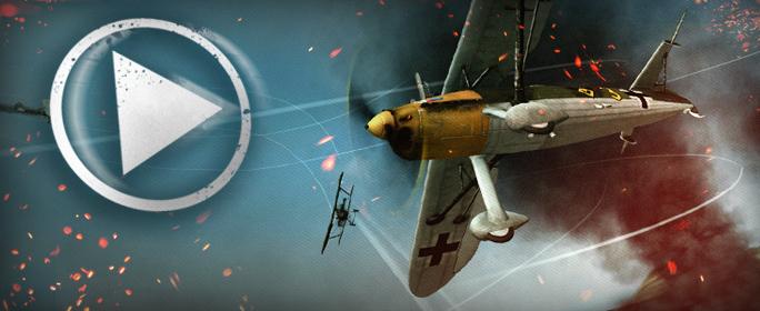 Дневники разработчиков World of Warplanes