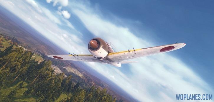 Японское дерево развития самолетов