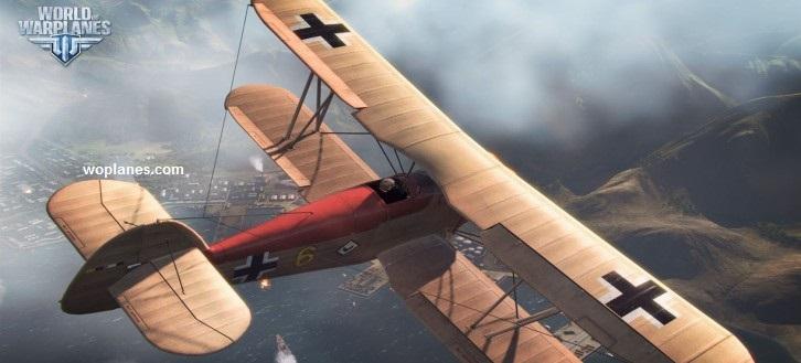 Обновление World of Warplanes 1.0.0